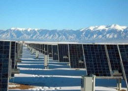 What is the market size of solar trackers?
