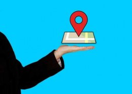 What is geotagging in the real estate sector?