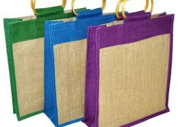 Why do not we replace plastic bags with jute sacks?