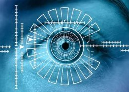 What are some biometric technology companies around the world?