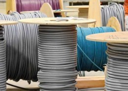 What is the market size for wire and cable, and how its supply chain works?
