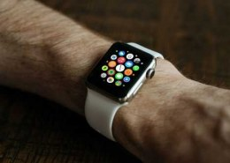 How big is the wearable technology market size?