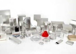 Who are the leading producers of tinplate?