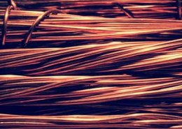 Who are the top manufacturers of electric wires and cables in the world?