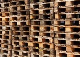 Where are the wood packaging and containers companies located around the world?