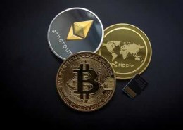 What are the leading cryptocurrencies companies?