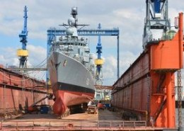 What are the top shipyards and shipbuilding companies?